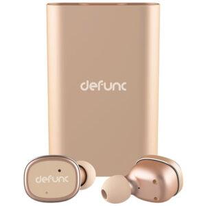Defunc bluetooth mobitel slušalice TRUE zlatne