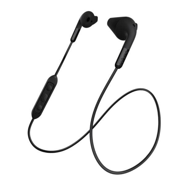 defunc slušalice plus hybrid bluetooth mobitel crne