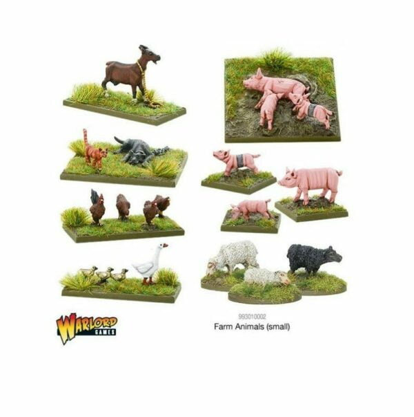 WarlordGames-Tereni-Small-Farm-Animals