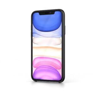 BeHello iPhone 11 Liquid Silicone Case Black