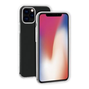 BeHello iPhone 11 Pro Max ThinGel Case Transparent