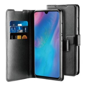 BeHello Huawei P30 Pro Gel Wallet Case Black