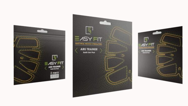 EMS ABS Trainer Refill Gel Pad