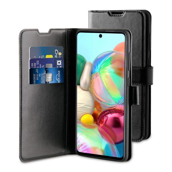 Samsung Galaxy A71 GEL Torbica - Crna