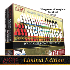 THE ARMY PAINTER - Wargamers COMPLETE Paint Set
