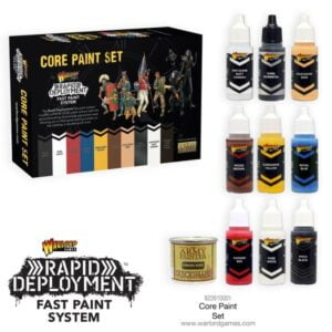 THE ARMY PAINTER - CORE Paint Set