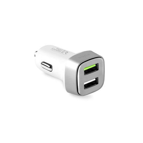 Auto punjač MINI FAST CHARGER s 2 USB Utora 2.4A
