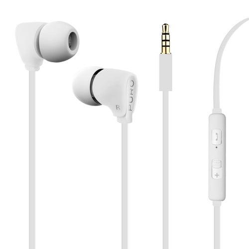 Slušalice za mobitel bijele