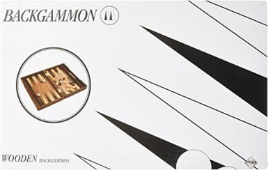 Backgammon - drveni