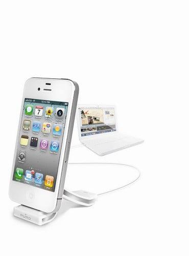Stolni Držač APPLE Lightning i kabel za iPhone/iPad