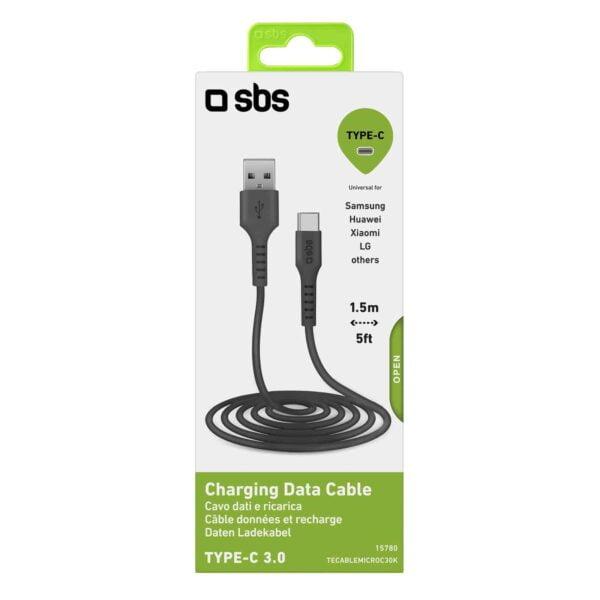 USB 3.0 Kabel na Type-C 1.5m