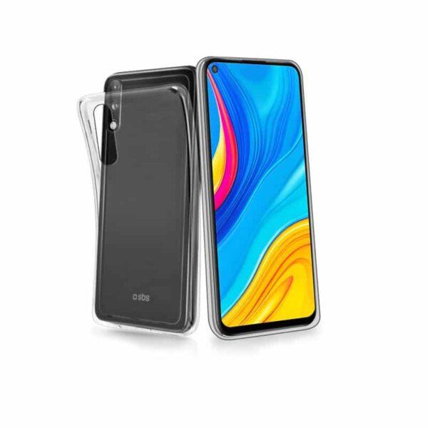 Huawei P40 Lite E Maskica SKINNY TPU