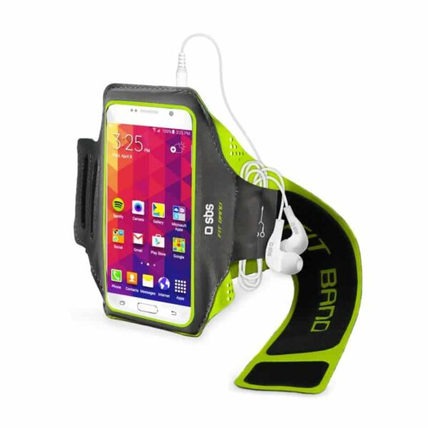 "Univerzalna Torbica za ruku FIT BAND za Smartphone do 5"" XL"