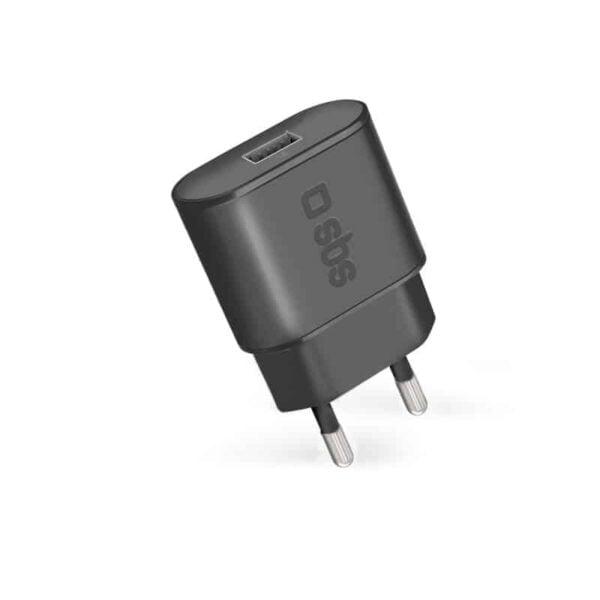 Kućni Punjač 1000 mAh s USB utorom - Crni