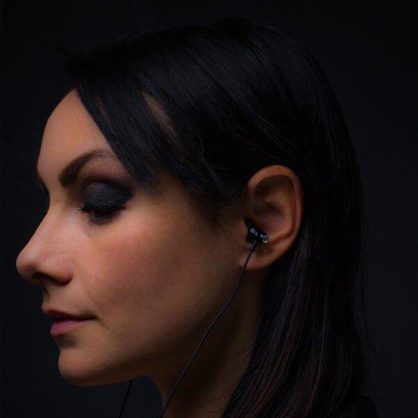 Stereo Slušalice DIAMOND sa mikrofonom i tipkom za javljanje