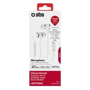 Stereo Slušalice sa integriranim MFI Lightning kabelom sa kontrolama