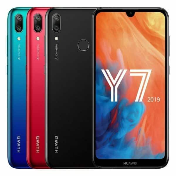 HUAWEI Y7 2019 DS 3GB RAM-32GB ROM